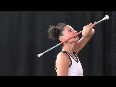 Annetta Lucero teaches the Mouth Roll - good series of videos
