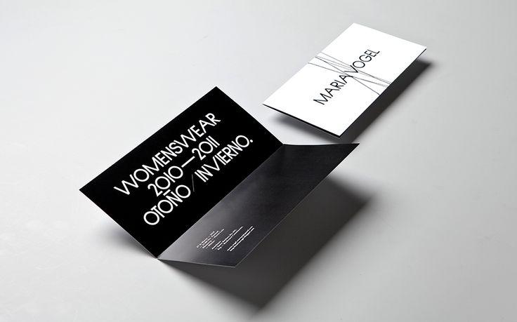 We Love Invitations. María Vogel. Design by www.anagrama.com