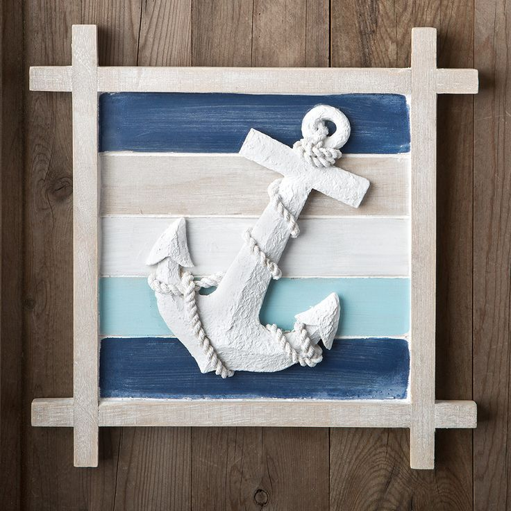 25 Wall Decoration Ideas For Your Home: 25+ Best Ideas About Anchor Wall Decor On Pinterest