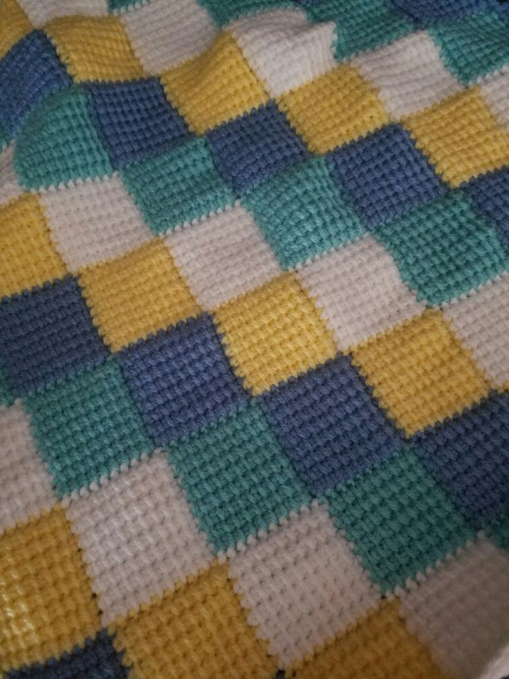 Baby Afghan Patterns To Crochet : 1000+ ideas about Tunisian Baby Blanket on Pinterest ...