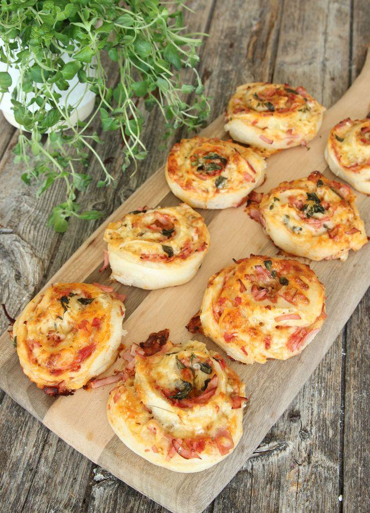 Pizzabullar – Lindas Bakskola