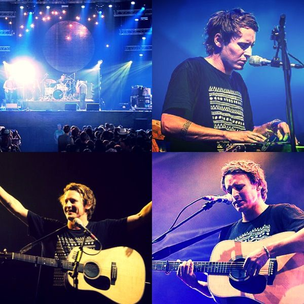 Ben Howard's set at Lowlands 2012!!