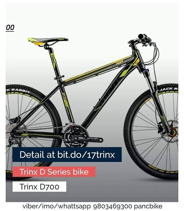 Pancbike Trinx D Series Pancbike Trinx D Series To Order Follow