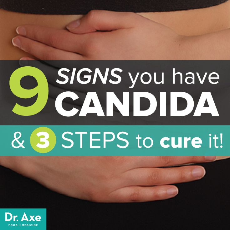 9 Candida Symptoms & 3 Steps To Treat Them
