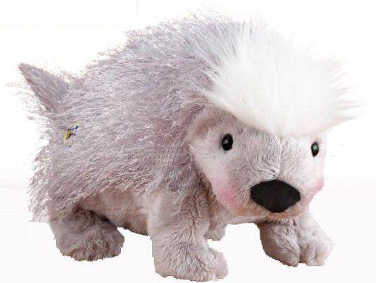 Porcupine Webkinz Stuffed Animal by Ganz