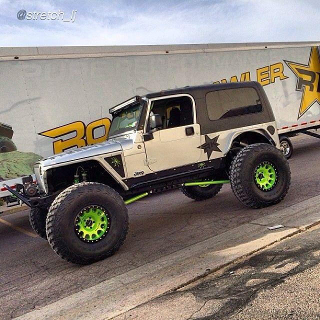 Jeep LJ ... like the rims