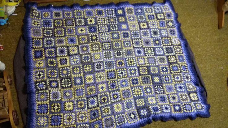 Mandy's blanket