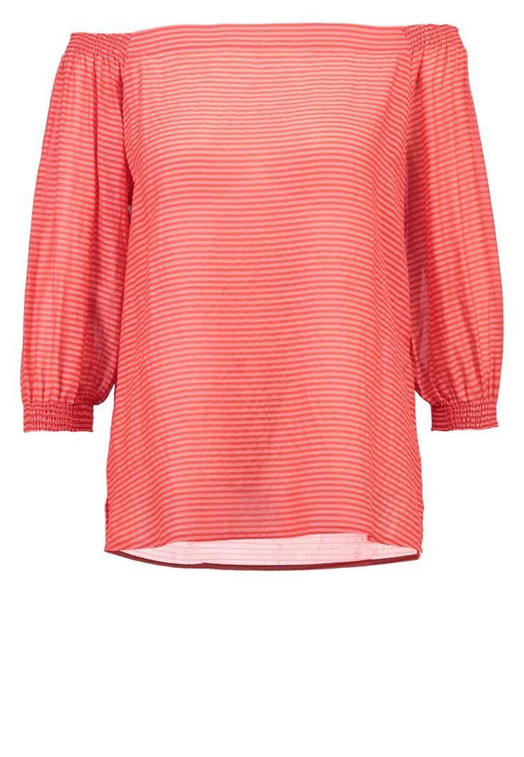 BOSS Orange EROI Bluse rot Premium bei Zalando.de   Material Oberstoff: 67% Seide, 33% Baumwolle   Premium jetzt versandkostenfrei bei Zalando.de bestellen!