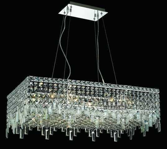 Современные современный, Хрустальная люстра мини, Современная из светодиодов люстры, D9108, 80 см х 40 см smlx 28 см H