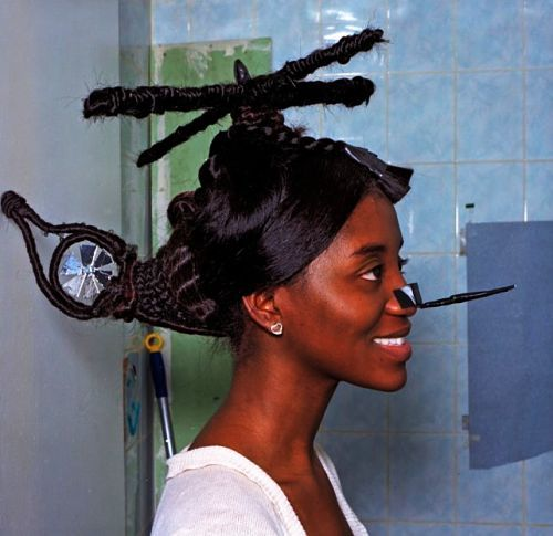 Helicopter Hairstyle O.O