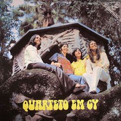 Brilliant brazilian music: Quarteto em Cy
