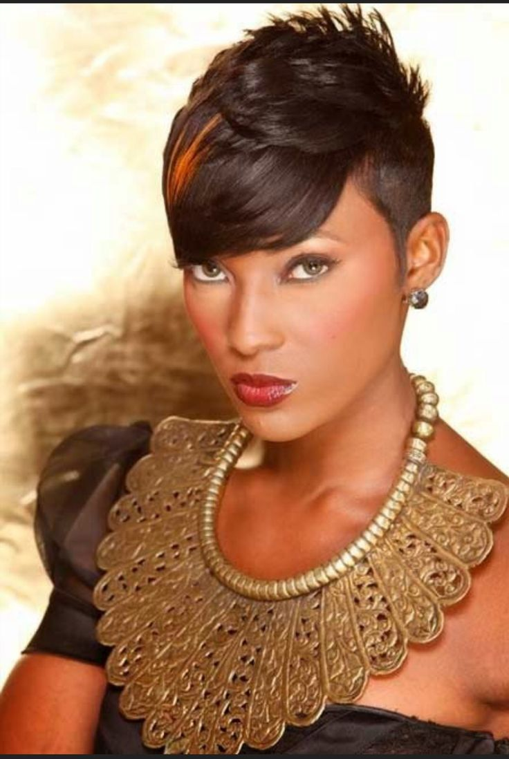 Swell 1000 Images About Short Styles On Pinterest Short Styles Black Hairstyle Inspiration Daily Dogsangcom