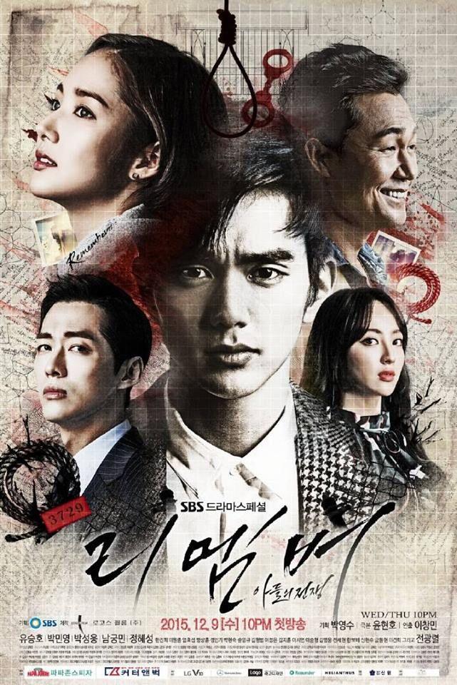 Hasil gambar untuk remember korean drama