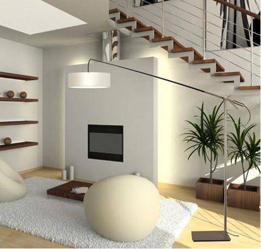 17 meilleures id es propos de lampe sur pied design sur pinterest luminaire sur pied. Black Bedroom Furniture Sets. Home Design Ideas