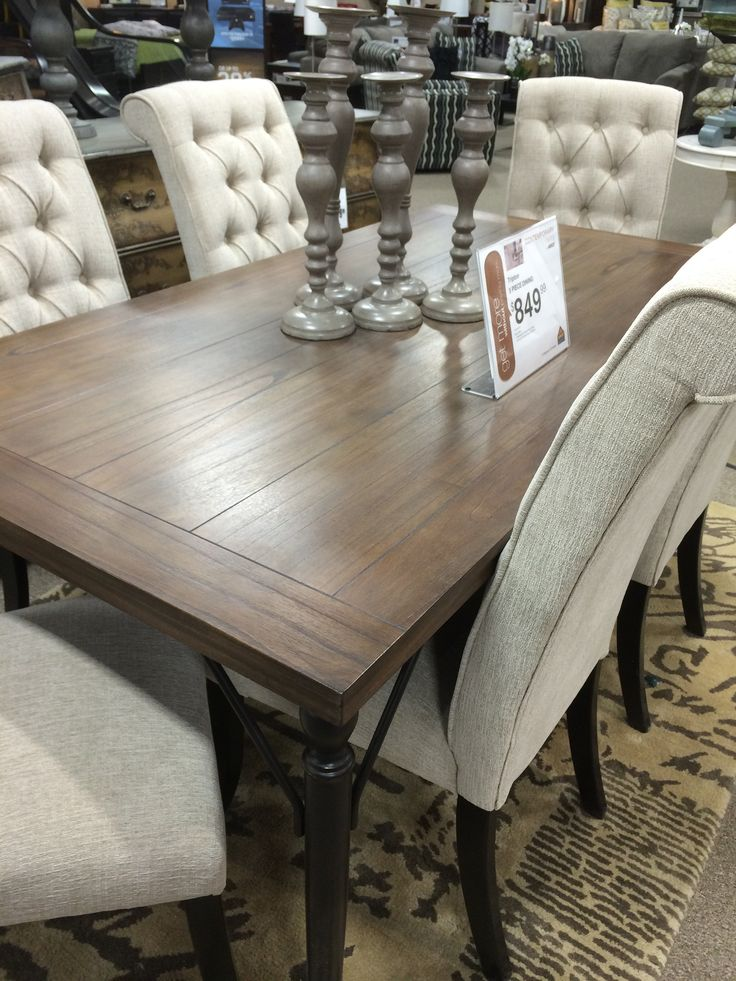 Tripton Table Fallbrook Home Ideas Pinterest Chairs