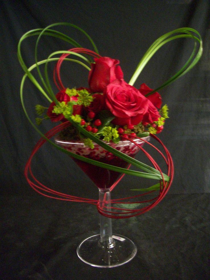 Una copa para celebrar al amor