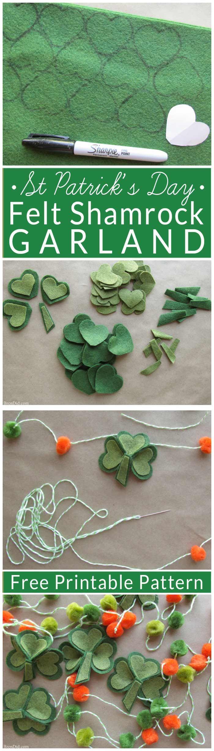 best 25 shamrock template ideas on pinterest march crafts