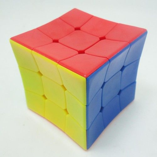 Crazy Rubik's Cube