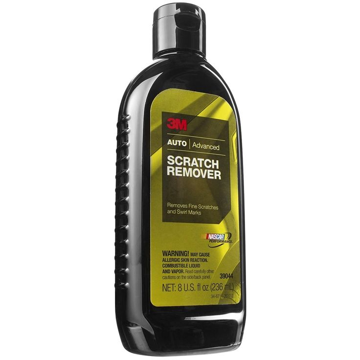 Kit Car Wash Auto Polish Sand Repair Scrape New 3M Scratch Removal System Set #3M #Custom