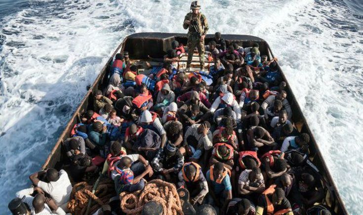 "Migrant crisis - Germany and France pledge to take more asylum seekers from Italy | Politics | News | Express.co.uk Why is HRC getting a pass on all this migrant Bullshit? Myanmar Gaddafi was a flipping lunatic that everyone left alone from Regan on down because he said""Take me out and Europe will be overrun with illegal aliens from Africa and the Middle East""! HRC took him out and Europe is now a cesspool where the fuck is Hillary, Loretta, Obama, Comey and Brennan? They allowed this to…"