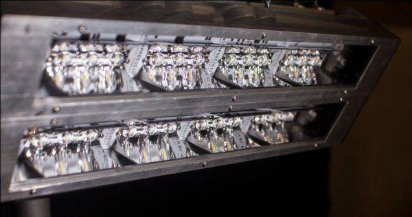 Faro da Giardino da esterno a Led 30 watt 4000 Lumen Solarstorm2