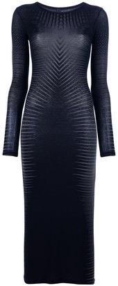 ShopStyle: Gareth Pugh long printed dress