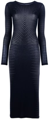 ShopStyle: Gareth Pugh long printed dress
