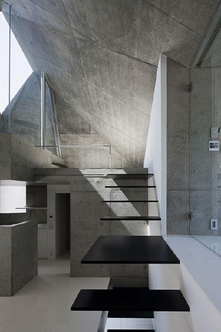 House in Abiko Japan | Chiba Architecture Contemporary Japanese Villa |Shigeru Fuse