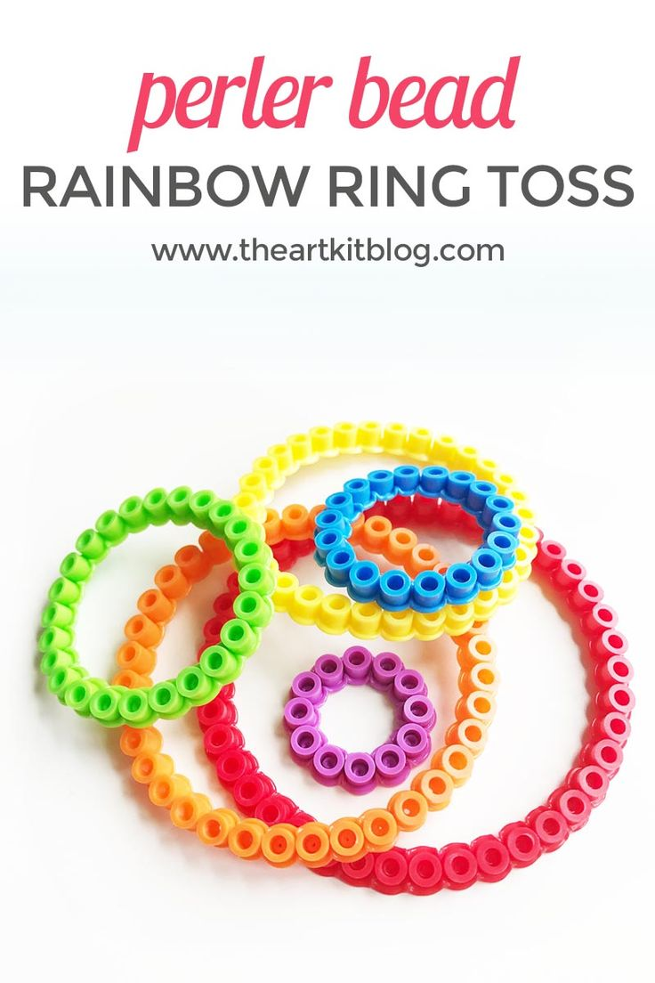 Ring Toss DIY with Perler Beads This rainbow ring toss DIY made from Perler beads is the perfect activity for kids. It is super easy to make, incorporates a bit of educational fun, and is great for eye-hand coordination. Affiliate links have been provided for your convenience. Oh, Perler beads! Such a classic! Read on [...]