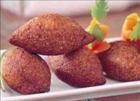 Receita de Quibe Frito: a melhor receita de Quibe Frito de Carne Original - Quibe Frito tradicional do mundo árabe.