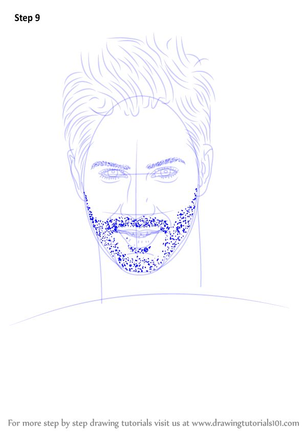 Learn how to draw varun dhawan celebrities step by step drawing tutorials