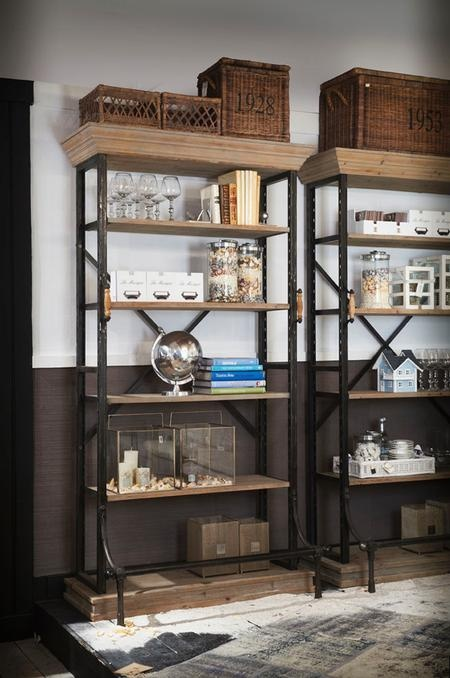 this cabinet from riviera maison was inspired by an old amsterdam bookcase source http www. Black Bedroom Furniture Sets. Home Design Ideas