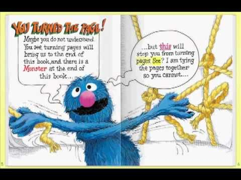 The Monster at the End of This Book--This was one of my faves when I was little