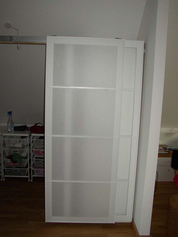 Oltre 1000 idee su porte de garde robe su pinterest - Idee de rangement pour garde robe ...