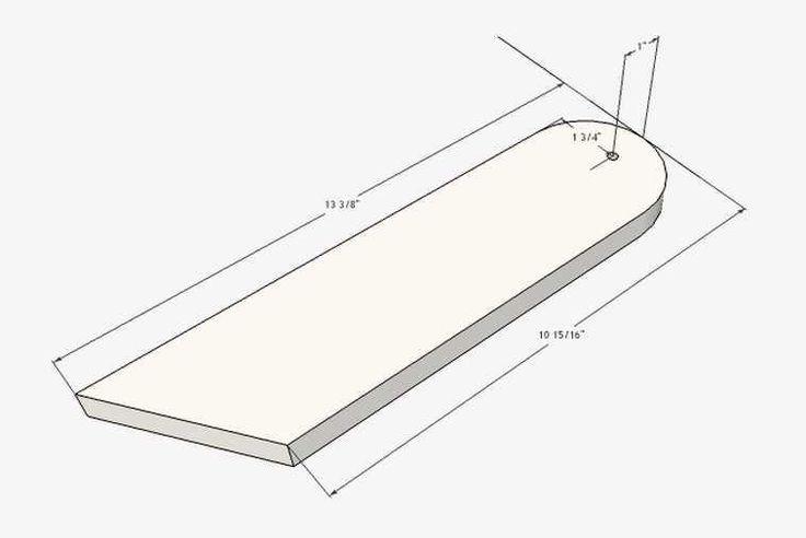 25  best ideas about cornhole board dimensions on