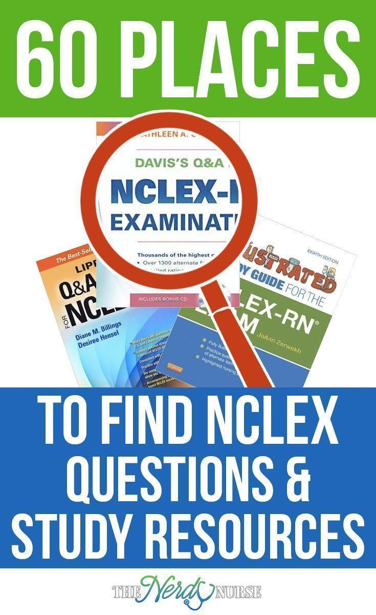 Die Vorbereitung auf die NCLEX-Prüfung kann manchmal frustrierend sein, aber …   – Make UP