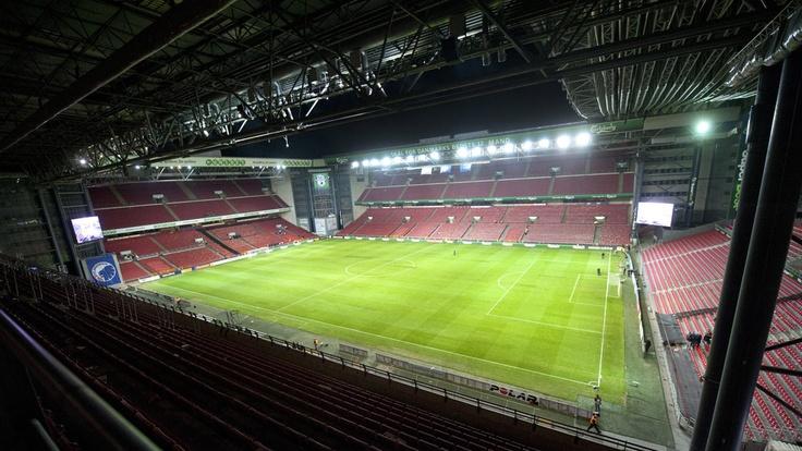 Parken; FC København -- Copenhagen.