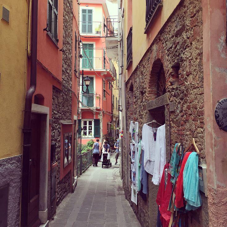 Corniglia, Cinque Terre, Italia