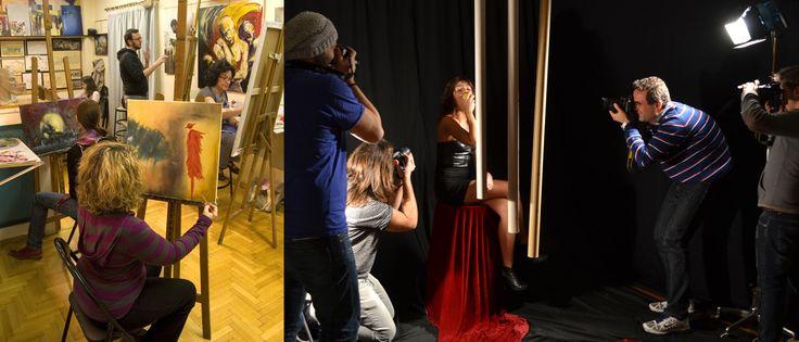 Μαθήματα Ζωγραφικής-Μαθήματα Φωτογραφίας-VivArte | Μαθήματα Ζωγραφικής-Μαθήματα Φωτογραφίας για αρχάριους και προχωρημένους