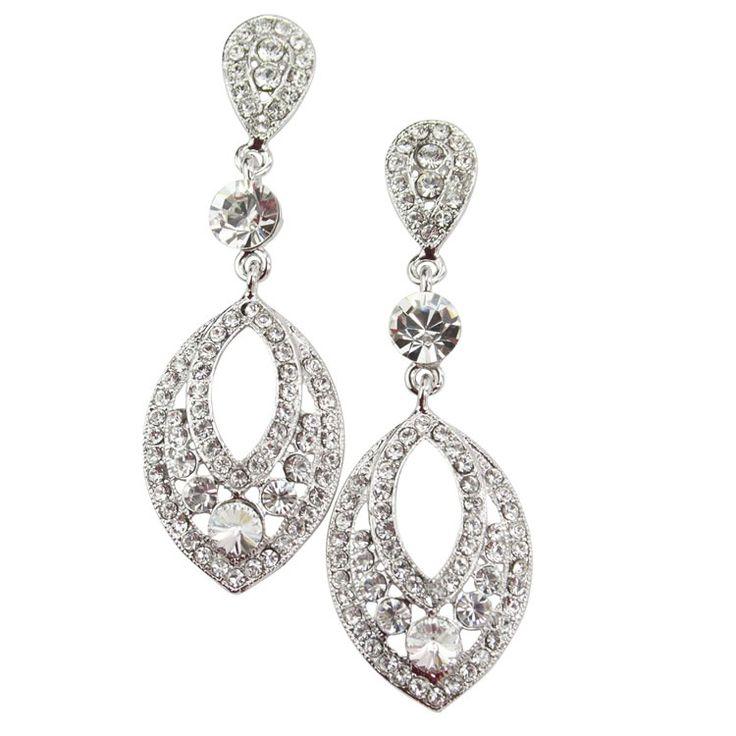 18 best glitter earrings images on Pinterest | Earrings uk ...