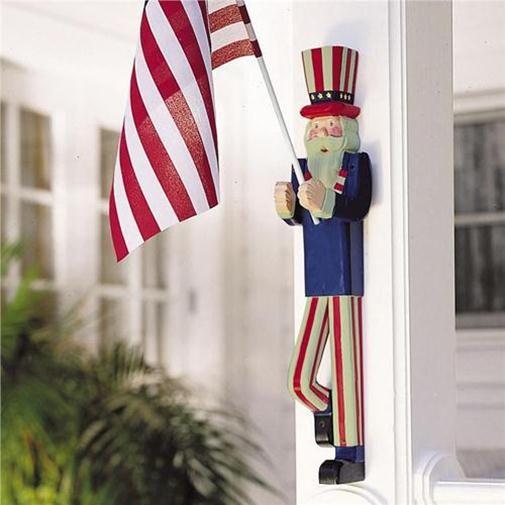 house flag holder