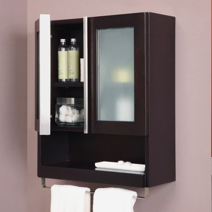 17 mejores ideas sobre gabinetes de vidrio en pinterest for Gabinetes de bano en madera