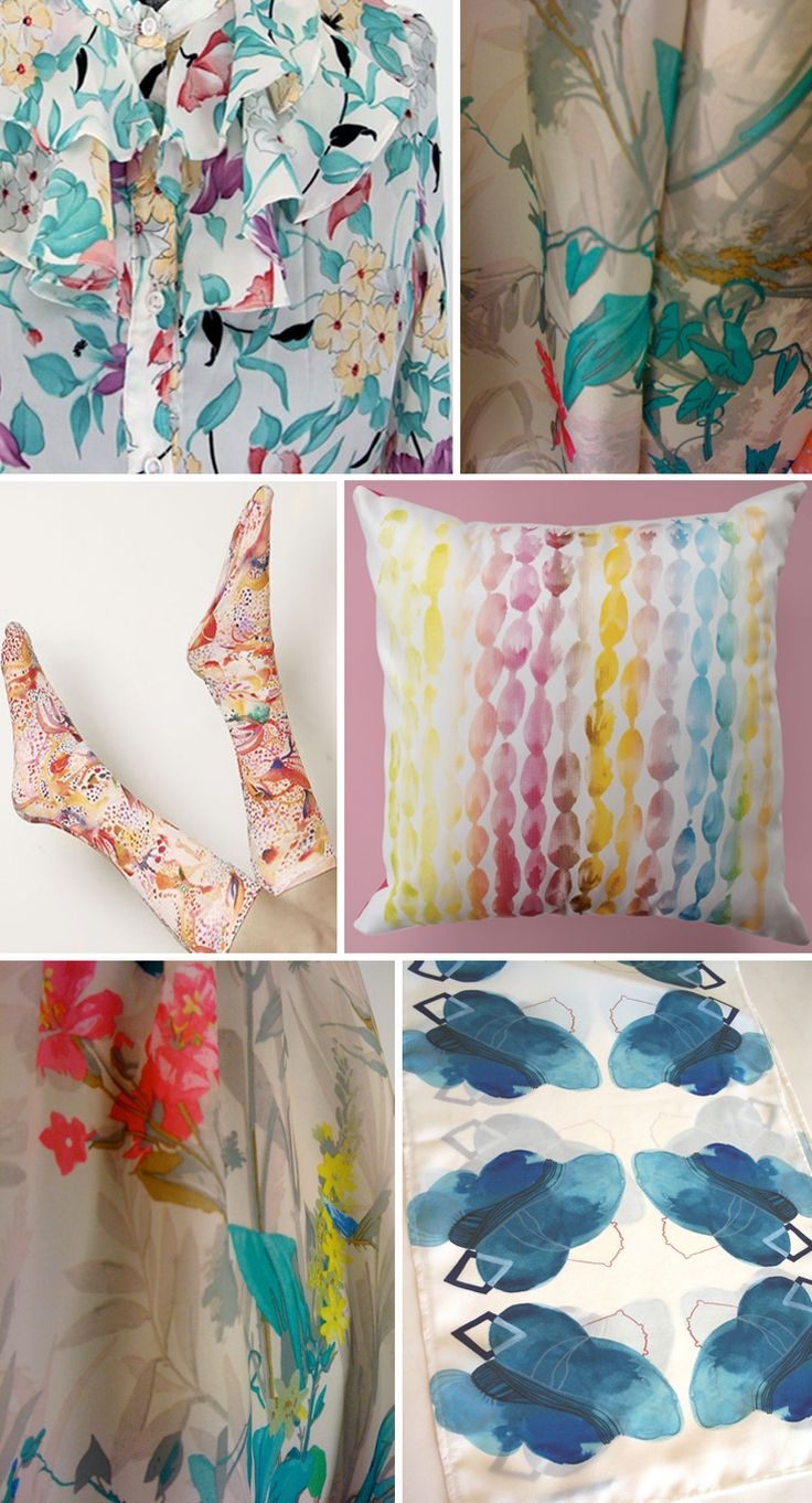 Pattern Observer blog always has fresh, fab prints!
