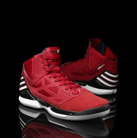 buy online ab391 9c9e2 Adidas Adizero DRose I - Derrick Rose. Adidas Adizero DRose I - Derrick  Rose New Adidas Shoes, Adidas Basketball Shoes, Sneakers