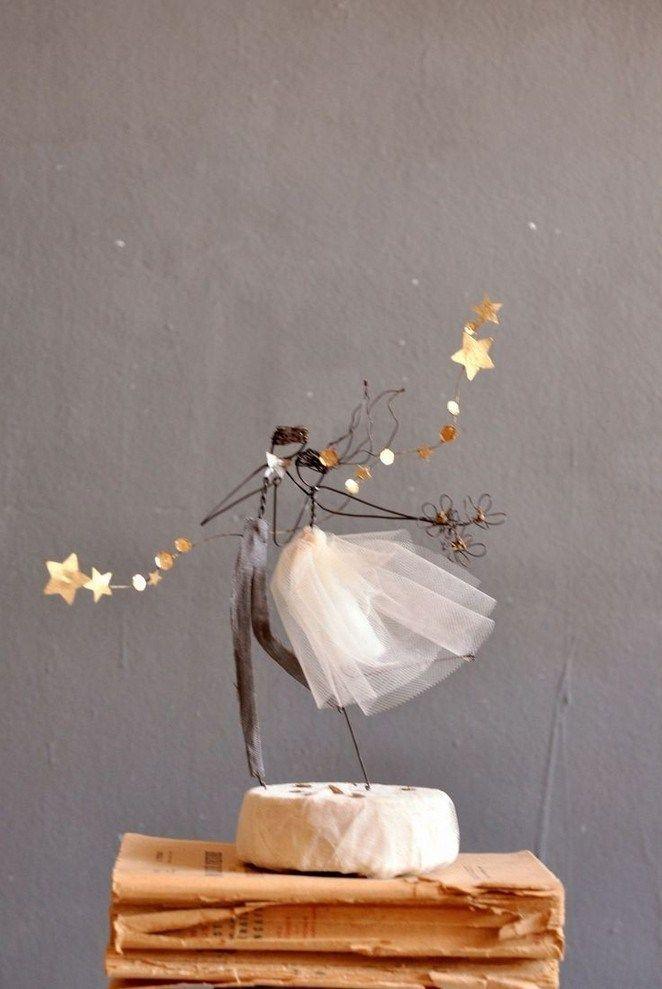 ✔ 30+ most unique wedding cake toppers 00033 » agilshome.com