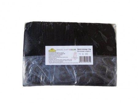 Unidec soft fekete 1 kg