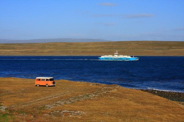 Tiera del Fuego (via Punta Arenas)