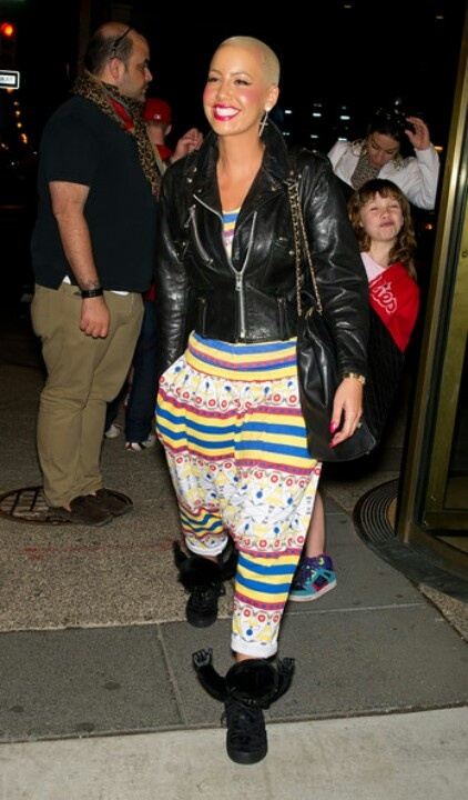 1000+ ideas about Amber Rose Style on Pinterest | Amber ...