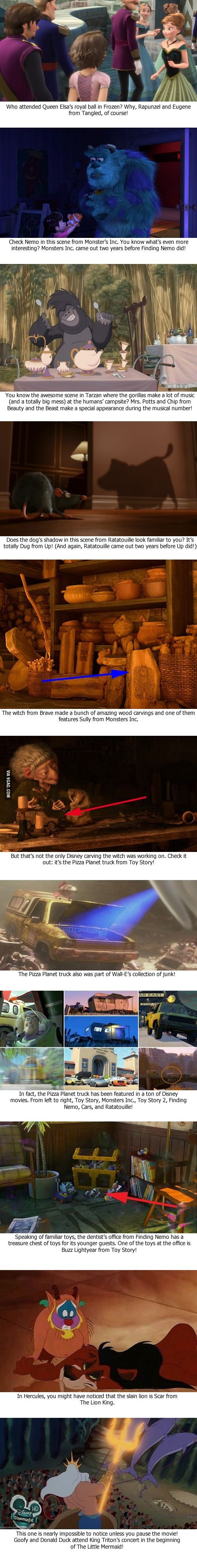 Disney: Mindblowing Messages Hidden In Your Favorite Movies!