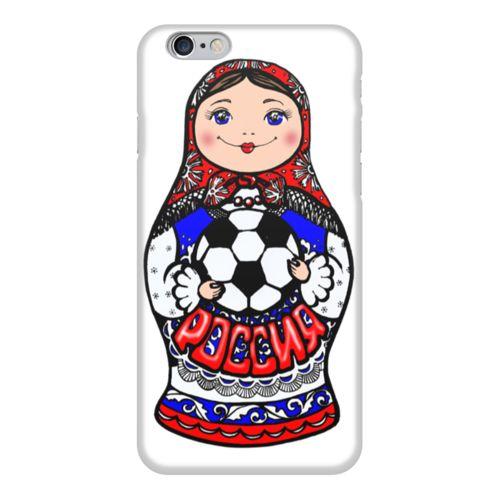 """Чехол для iPhone 6 """"Символ России"""" от theirenemen"""